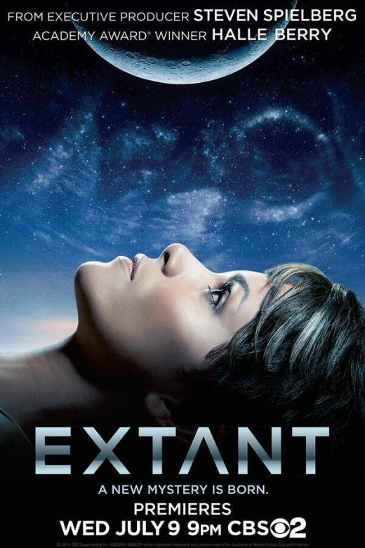 CBS-Extant-Poster