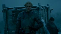 Brienne y Podrick.