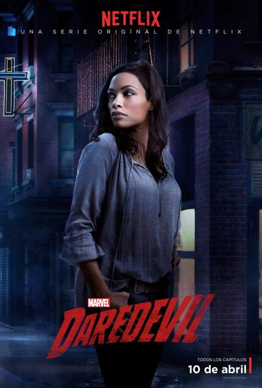 Netflix-Daredevil-Individual-Posters-Claire-Temple